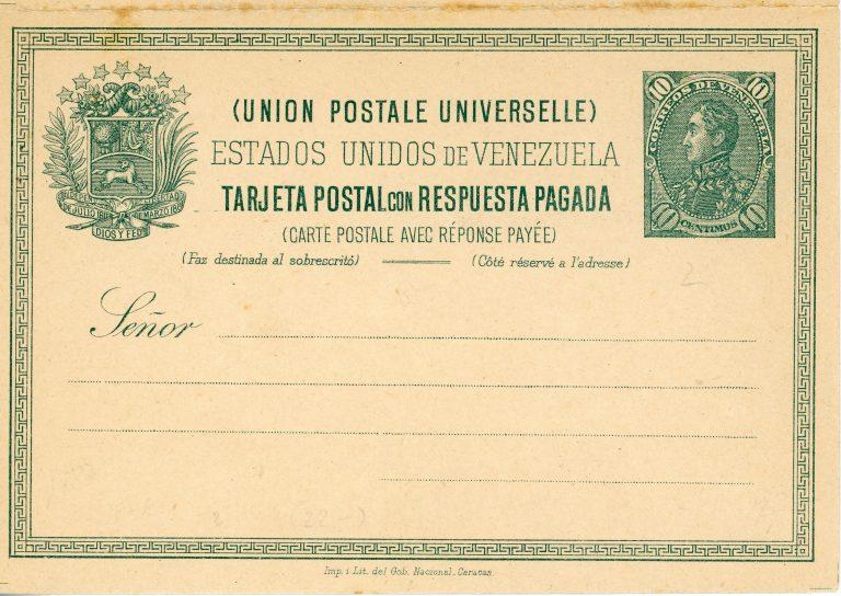 Entero Postal TP1.a: Transferencias