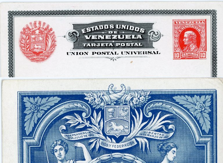 Varieties in Postal Stationery from 1899 to 1912