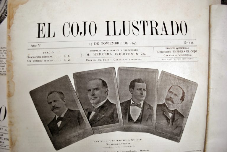 """Tarjetas Postales """"El Cojo Ilustrado"""""""