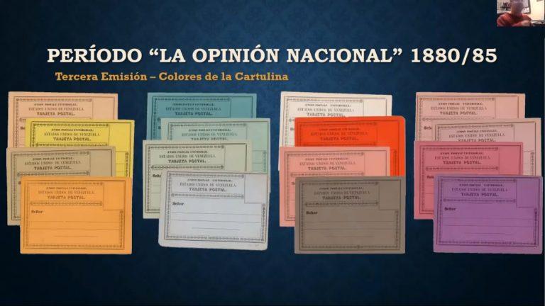 Video: Enteros Postales de Venezuela