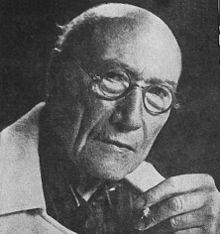 André Gide Portrait
